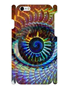 3d Full Wrap Case for iPhone 6 Abstract - Visionary