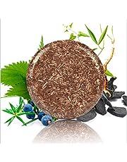 Hair darkening shampoo bar for gray hair organic, New Polygonum Essence Hair Darkening Soap Mild