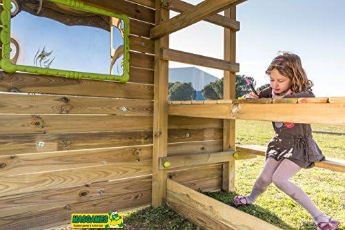 Parque Infantil MASGAMES Teide: Amazon.es: Hogar
