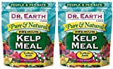 Dr, Earth Pure & Natural Kelp Meal 2 lb (Вundlе оf Тwо)
