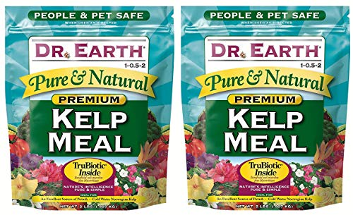 Dr, Earth Pure & Natural Kelp Meal 2 lb (Вundlе оf Тwо) by Dr. Earth (Image #1)