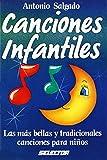 Canciones Infantiles, Salgado Antonio, 9684034393