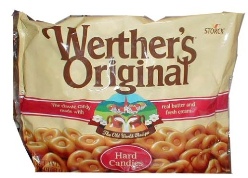 Werthers Original Bag 190 Pieces by Unknown