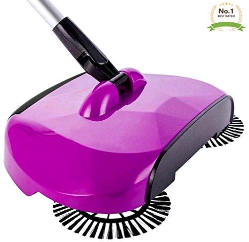 purple kitchen broom - 7