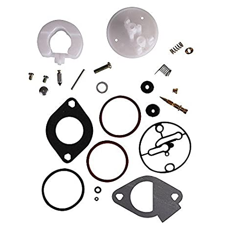 Amazon Com Huztl Carburetor Rebuild Kit For Briggs Stratton