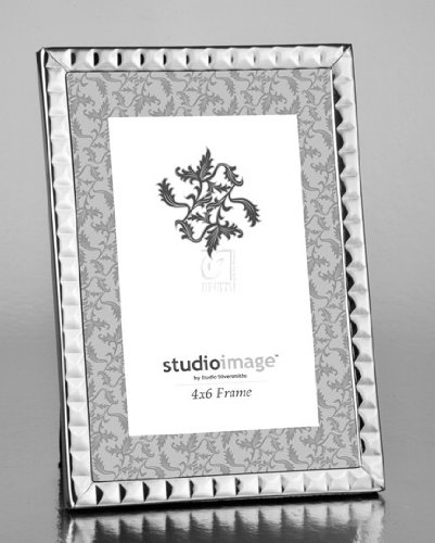 Amazon.com - 1 X 4x6 Thin Silver Picture Frame - Luxury Frames