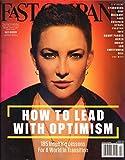 Fast Company Magazine February 2018 | Kate Hudson - Lead with Optimism