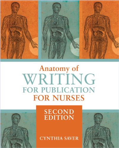 Anatomy of Writing for Publication for Nurses, Second Edition Pdf