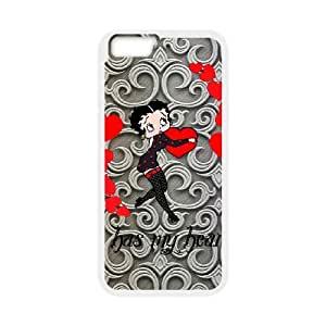 Betty Boop for iPhone 6 4.7 Inch Phone Case 8SS460078