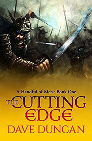 book cover of The Cutting Edge
