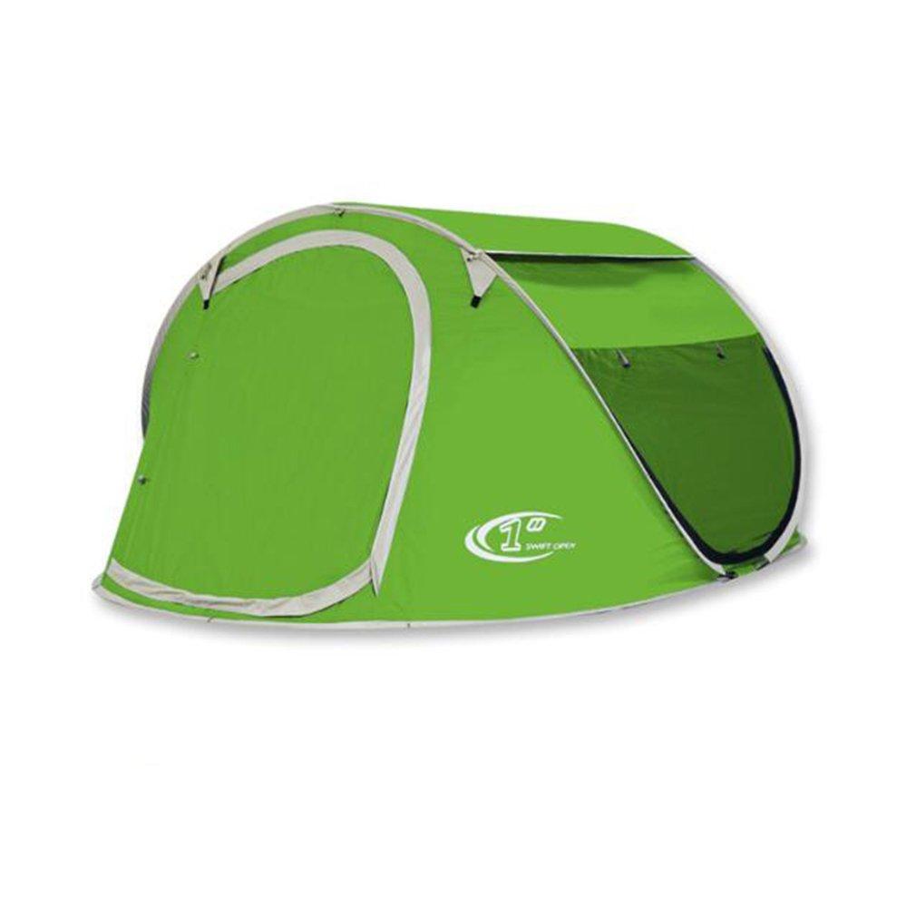 NINI Outdoor-Zelt Regendicht Sonnencreme 3-4 Personen Instant Automatische Zelt UV-S