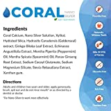 Coral White Nano Silver Mint Toothpaste, Natural
