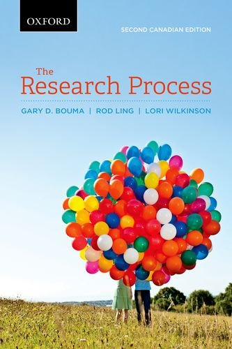 Research Process Second Canadian Edition ebook