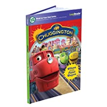 LeapFrog LeapReader Book: Chuggington, Wilson and the Paint Wagon (works with Tag)