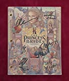 #3: PRINCESS BRIDE SCRIPT W/REPRODUCTION SIGNATURES Elwes and Wright C3