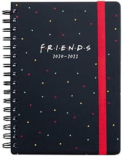 Juego de regalo de cuaderno y bolígrafo Friends: Amazon.es: Oficina y papelería