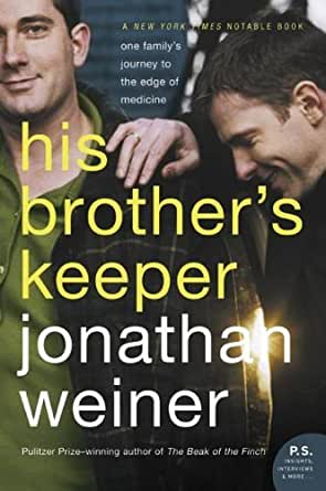 His brothers keeper one familys journey to the edge of medicine his brothers keeper one familys journey to the edge of medicine reprint edition kindle edition fandeluxe Images