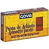 Pasta de Achiote Annatto Paste Goya 3.5 ounce