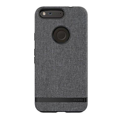 Incipio Esquire Series Carnaby Case for Google Pixel XL Smartphone - Gray