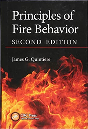 Written by James G. Quintiere: Principles of Fire Behavior - PDF Read