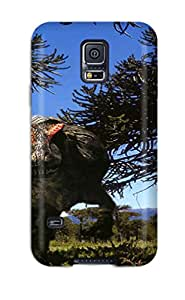 Belva R. Fredette's Shop New Style 8768577K20641568 Slim Fit Tpu Protector Shock Absorbent Bumper Dinosaur Case For Galaxy S5