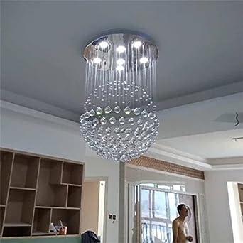 Ehime Restaurant Kronleuchter Kristall Lampe führte Wohnzimmer ...