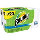 Bounty Select-a-Size Mega Roll Paper Towels, 105 sheets, 12 rolls (12 rolls)