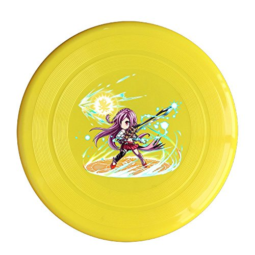 YQUE56 Unisex Cartoon Role Poster Outdoor Game Frisbee Game Room - Miranda Map