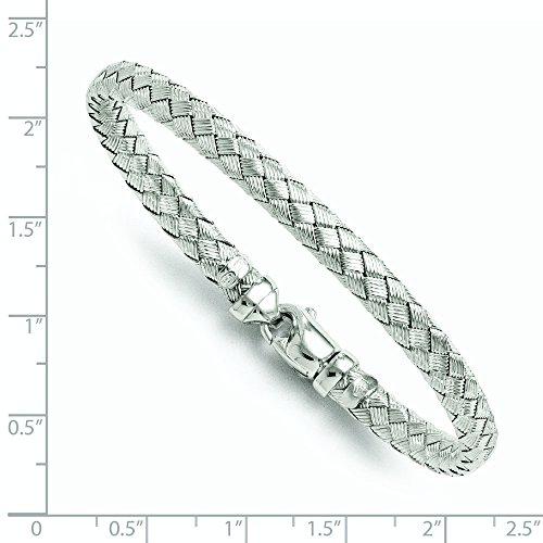 Bracelet Jonc Femme-Argent 925/1000-16