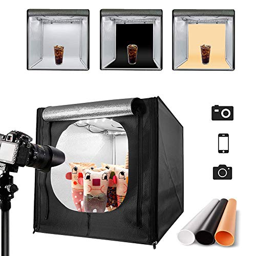 MountDog Photo Studio Light Box 20