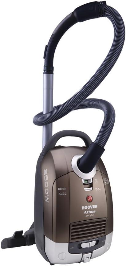 Hoover ATHOS TAT 2520 - Aspirador con bolsa, potencia máxima 2500 W, especial para mascotas: Amazon.es: Hogar