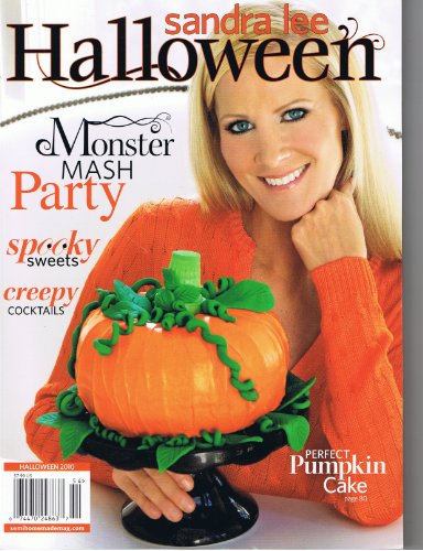 Creepy Halloween Cocktails (Sandra Lee Halloween Monster Mash Party (Spooky sweets and creepy)