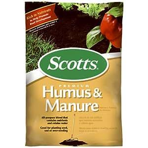 SCOTTS ORGANIC GROUP 0.75 cu.ft. Humus/Manure