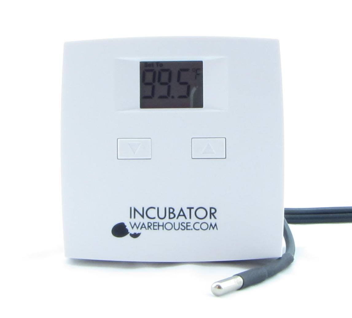 Digital Electronic Egg Incubator Thermostat with Remote Sensor - - Amazon.com