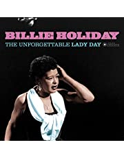 Unforgettable Lady Day (180G Virgin Vinyl/Gatefold/Photographs By William Claxton)