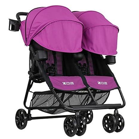 Amazon.com: ZOE XL1 Best Lightweight Travel & Everyday Umbrella Stroller System (Black): Baby
