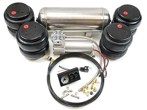 universal air ride suspension kit - 4
