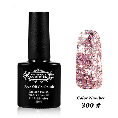 Perfect Summer UV LED Soak Off Gel Nail Polish 10ml Nail Lac