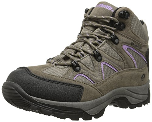 Northside Womens Snohomish Hiking Boot TanPeriwinkle 9 M US