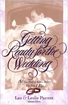 Book Getting Ready for the Wedding