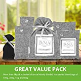 IVMA Home Bamboo charcoal deodorizer bags for mold