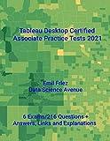 Tableau Desktop Certified Associate Practice Tests