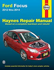 Amazon owners manuals maintenance guides books ford focus 2012 thru 2014 does not include information specific to focus electric models fandeluxe Image collections