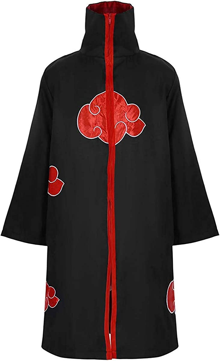 IUTOYYE 2020 D/éguisement de Carnaval Cosplay Costume Ados Adulte D/éguisement Akatsuki Ninja pour Halloween Carnaval No/ël Costume de F/ête COS Aigle