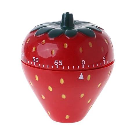Eieruhr Erdbeere Küchentimer