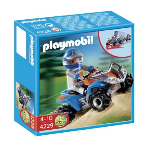 (PLAYMOBIL® Racing Quad Bike)
