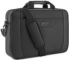 KROSER Laptop Bag 15.6 Inch Briefcase Laptop Shoulder Messenger Bag Water-Repellent Lightweight Urban Office Bag...