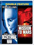 DVD : Bicentennial Man/Mission To Mars 2-Movie Collection