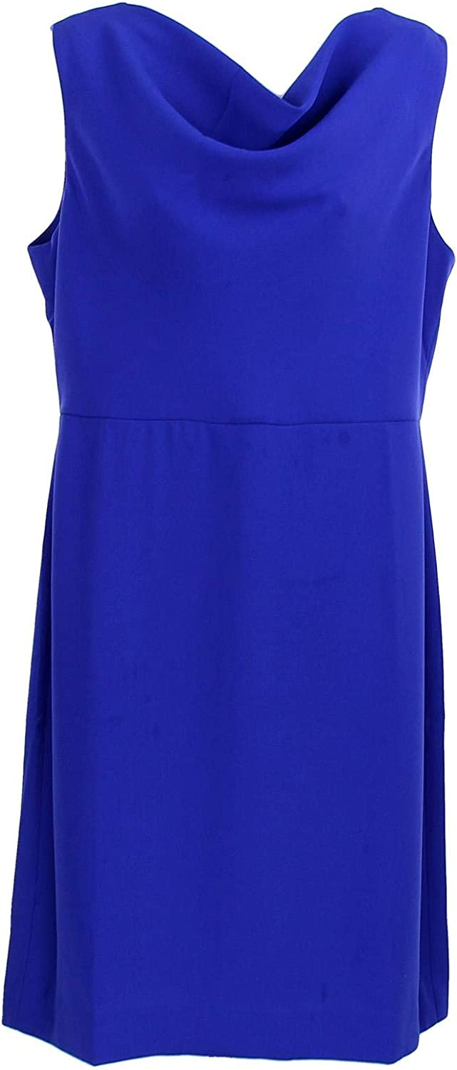 Details about  /J Crew Women/'s Cowl Neck Sheath Dress Everyday Crepe 365 Wear to Work 10 K2869