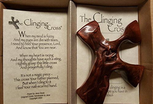 The Wonderful Clinging Cross: Handheld Comfortable Cross Designed To Perfectly Fit Anyone's Hand